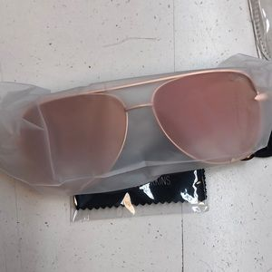 5e13b4f3261d9 Quay Australia Accessories - Quay desi High key mini rose gold copper fade